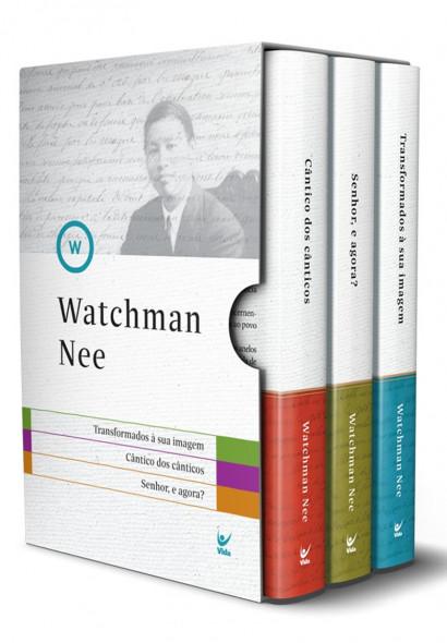 Coleção Watchman Nee