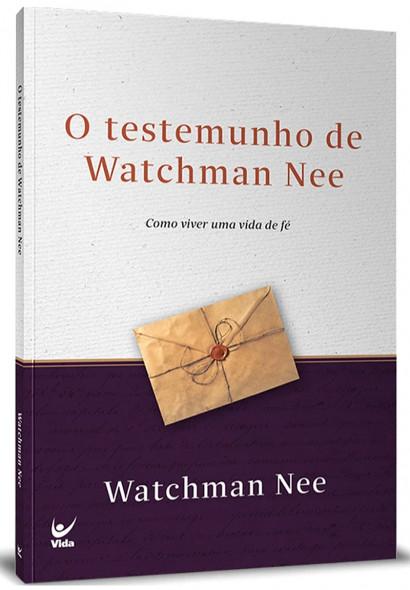 O Testemunho de Watchman Nee