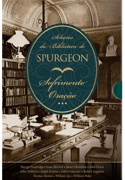 Box Biblioteca de Spurgeon:...